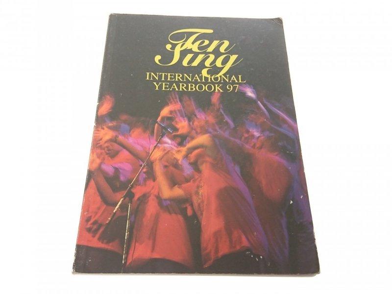 TEN SING INTERNATIONAL YEARBOOK 97