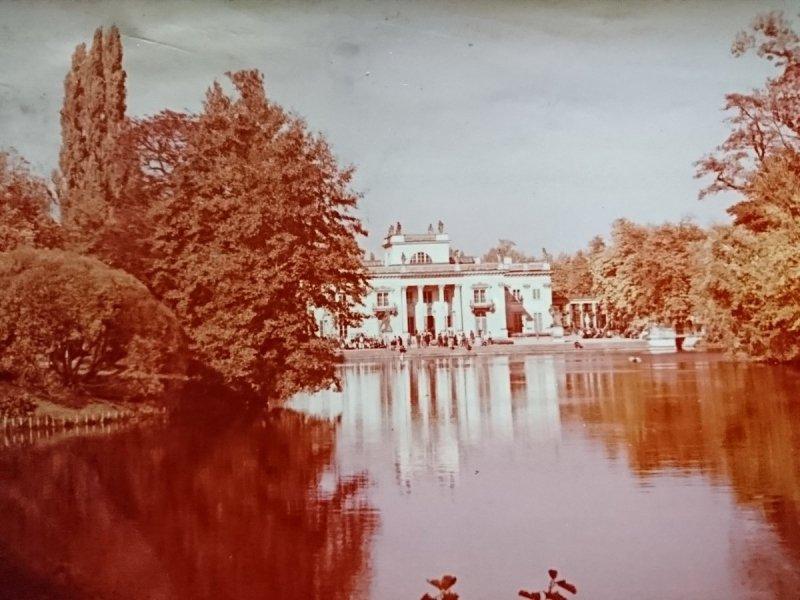 WARSAW. KING'S PALACE IN PARK OF... FOT. ŚWIĘCKI