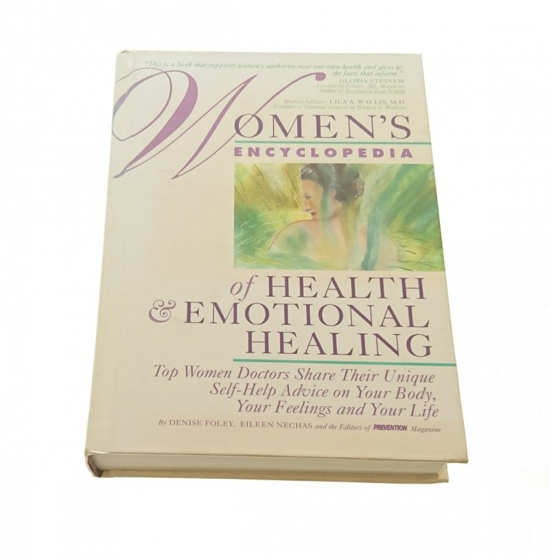 WOMEN'S ENCYCLOPEDIA OF HEALTH EMOTIONAL...(1993)
