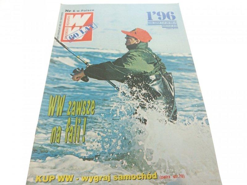 WIADOMOŚCI WĘDKARSKIE 1/96 - ABC WĘDKOWANIA