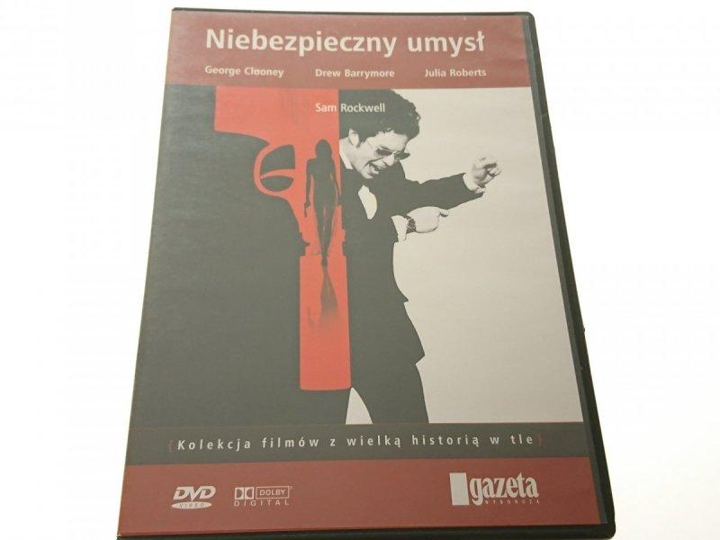 NIEBEZPIECZNY UMYSŁ DVD