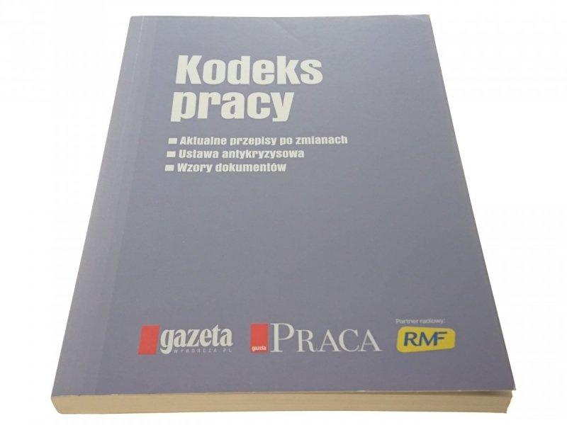 KODEKS PRACY - Pawłowska-Salińska (2009)