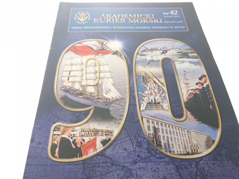 AKADEMICKI KURIER MORSKI NR 42 CZERWIEC 2010
