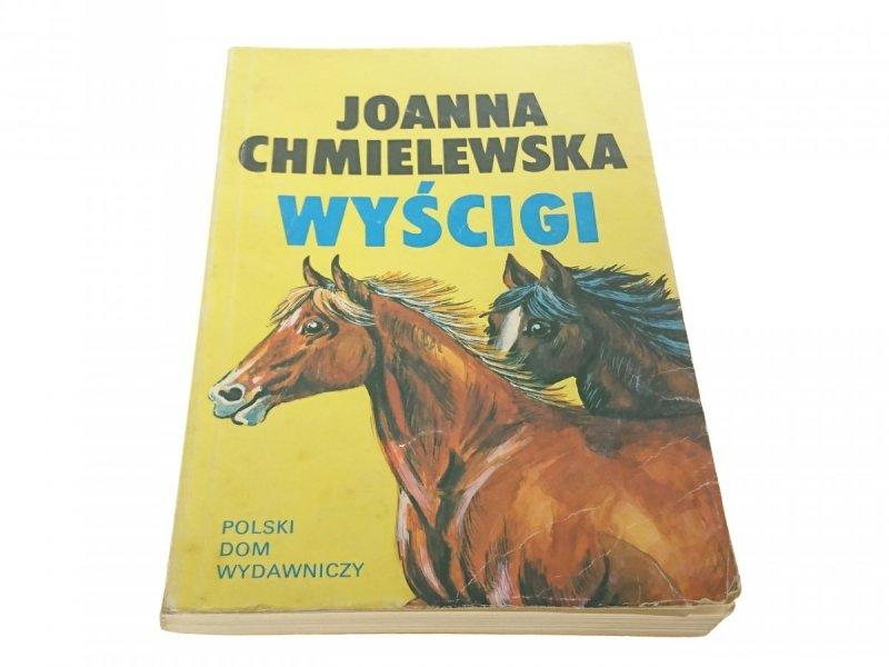 WYŚCIGI - Joanna Chmielewska 1992