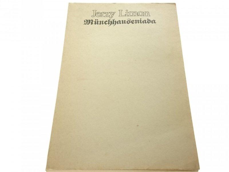 MUNCHHAUSENIADA - Jerzy Limon