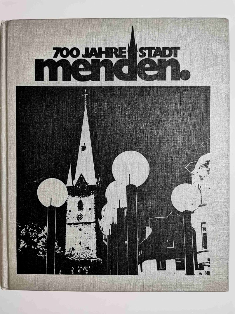 700 JAHRE STADT MENDEN 1976