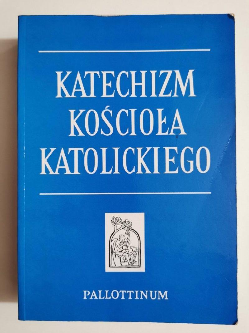 KATECHIZM KOŚCIOŁA KATOLICKIEGO 2002