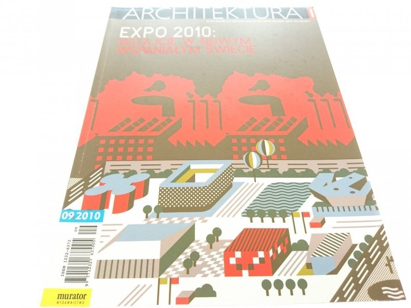ARCHITEKTURA NR 09 (192) WRZESIEŃ 2010
