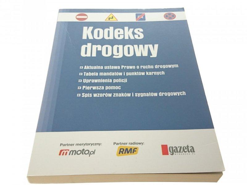 KODEKS DROGOWY - Krzysztof Jurga (2010)