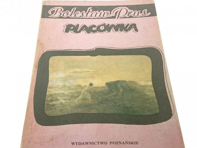 PLACÓWKA - Bolesław Prus (1989)