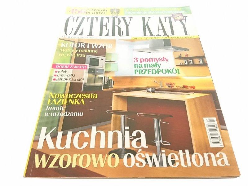 CZTERY KĄTY NR 5 MAJ 2008