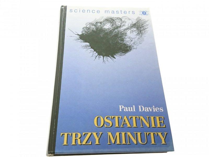 OSTATNIE TRZY MINUTY - Paul Davies 1995