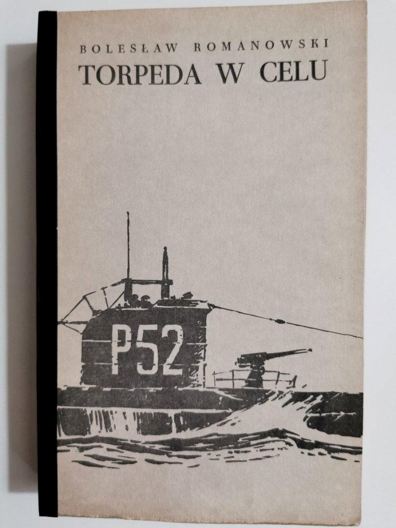 TORPEDA W CELU - Bolesław Romanowski 1973