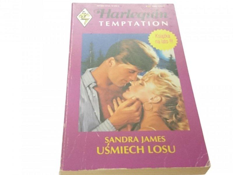 UŚMIECH LOSU - Sandra James
