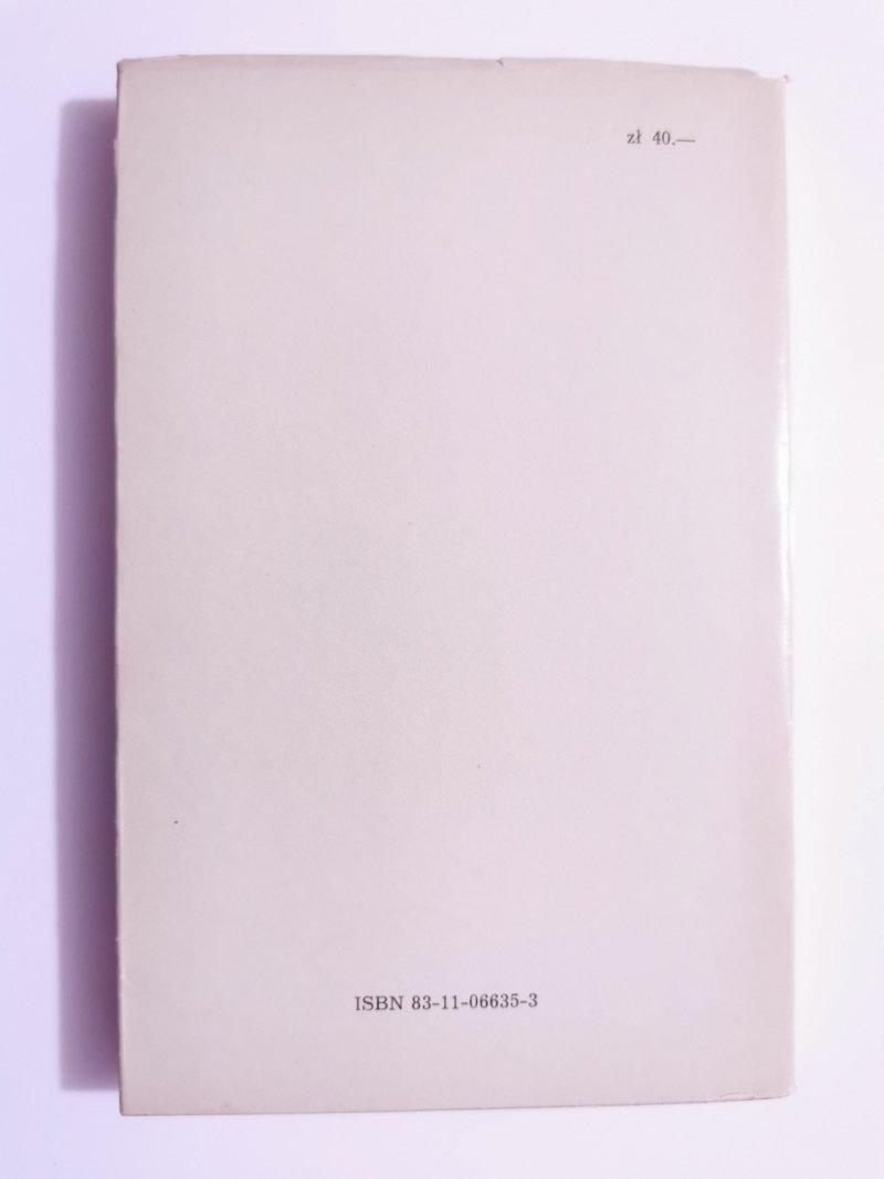 TADEUSZ KOŚCIUSZKO W LITERATURZE NARODÓW EUROPY I STANÓW ZJEDNOCZONYCH AMERYKI PÓŁNOCNEJ 1981