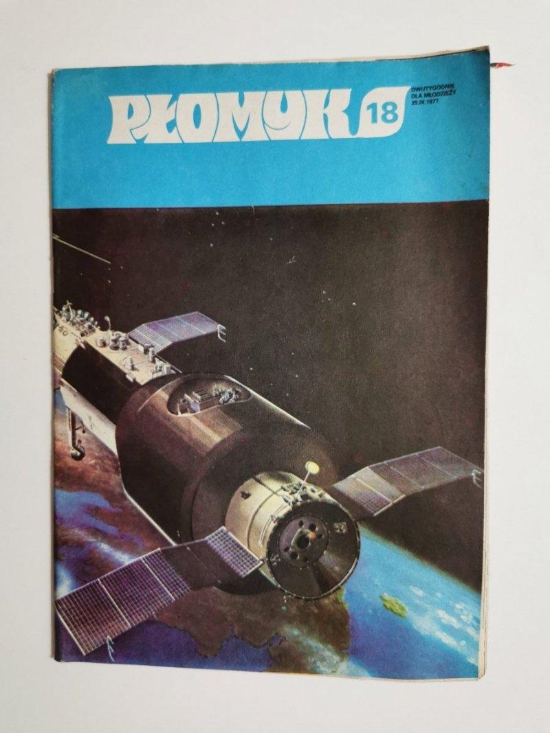 PŁOMYK NR 18 25.IX.1977