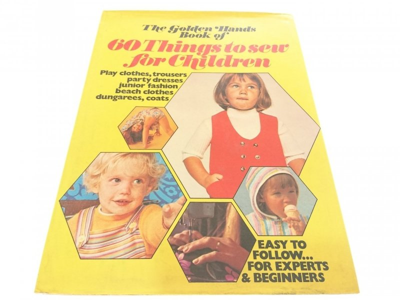 60 THINGS TO SEW FOR CHILDREN 1973