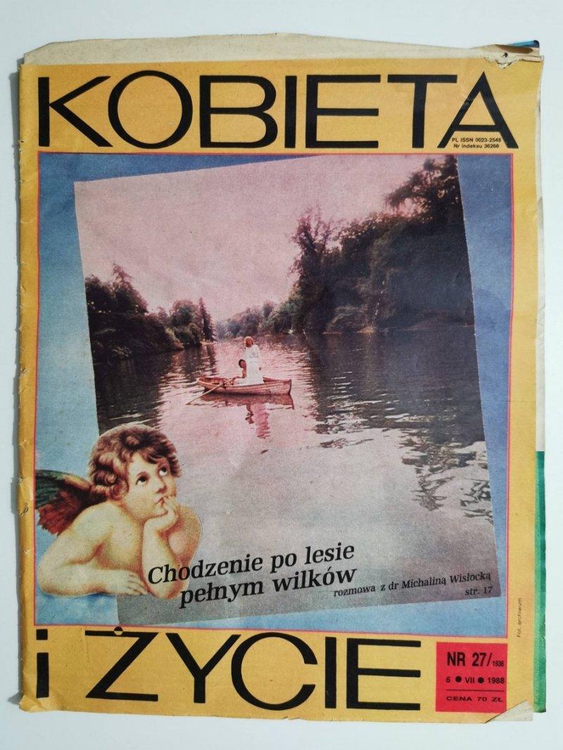 KOBIETA I ŻYCIE NR 27/1936 6 VII 1988