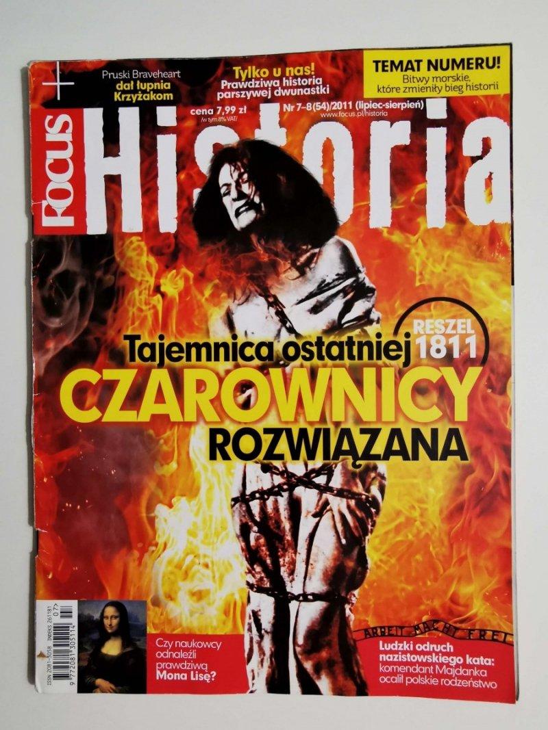 FOCUS HISTORIA NR 7-8 (54)/2011 LIPIEC-SIERPIEŃ