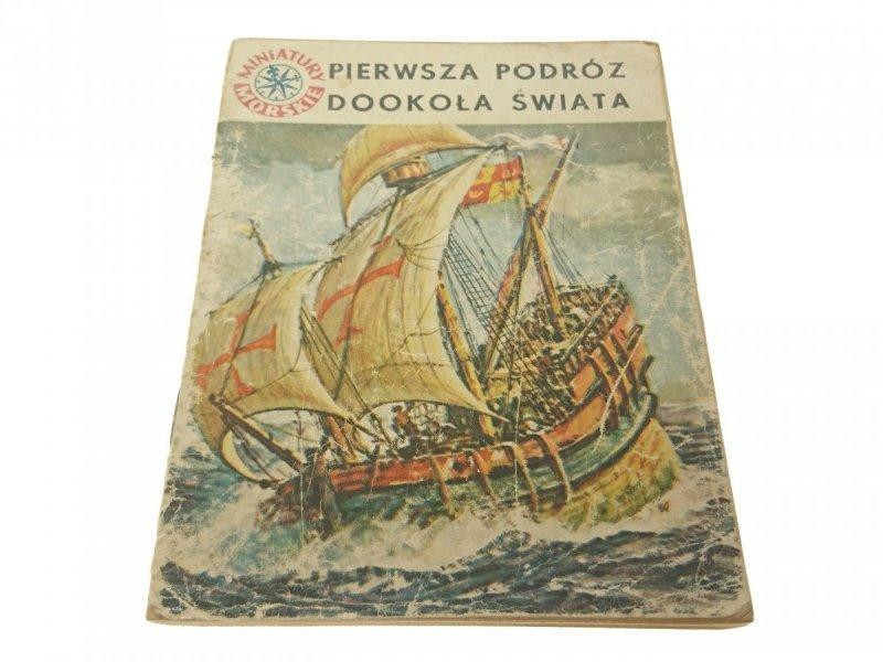PIERWSZA PODRÓŻ DOOKOŁA ŚWIATA - A. Perepeczko