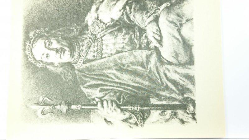 JAN MATEJKO 1838-1893 POCZET KRÓLÓW WŁADYSŁAW