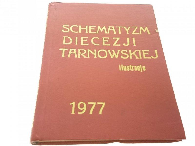 SCHEMATYZM DIECEZJI TARNOWSKIEJ. ILUSTRACJE 1977