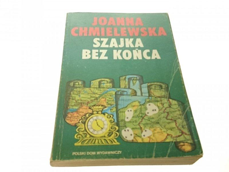 SZAJKA BEZ KOŃCA - Joanna Chmielewska 1991