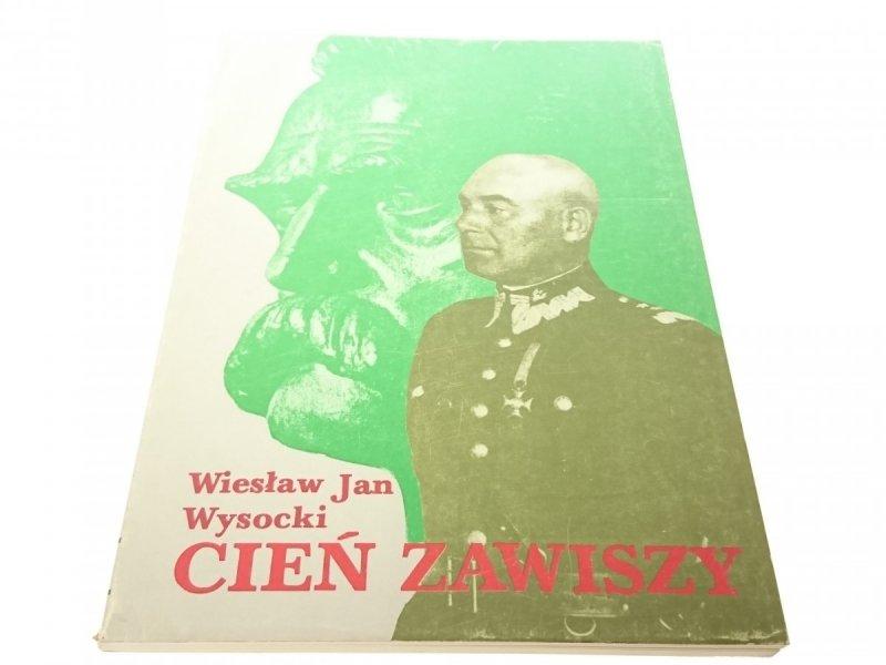 CIEŃ ZAWISZY - Wiesław Jan Wysocki 1991