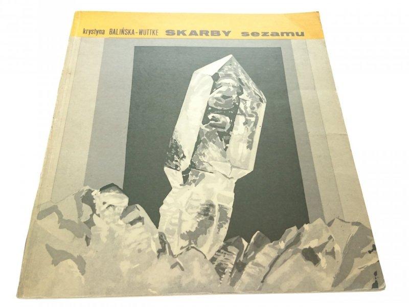 SKARBY SEZAMU - Balińska-Wuttke (1975)