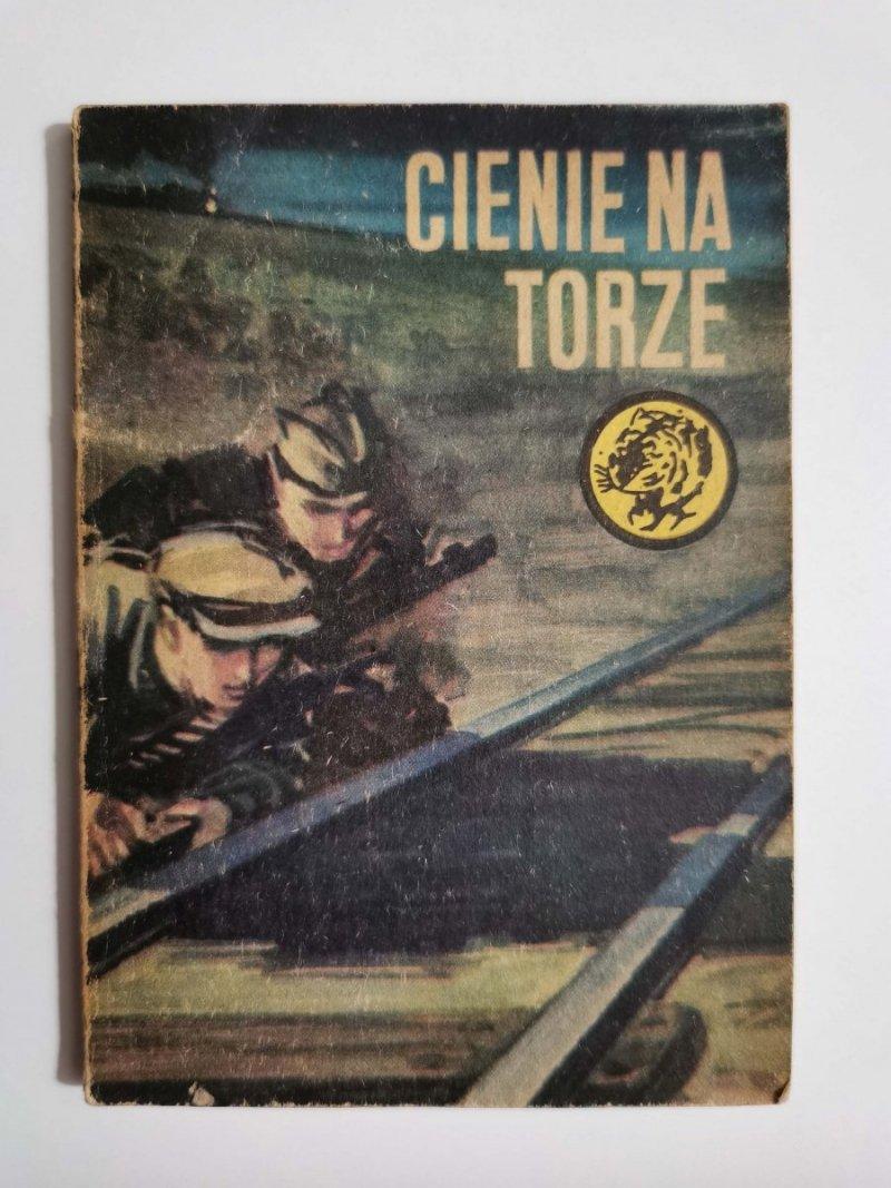 ŻÓŁTY TYGRYS: CIENIE NA TORZE - Jan Błażejczyk 1977