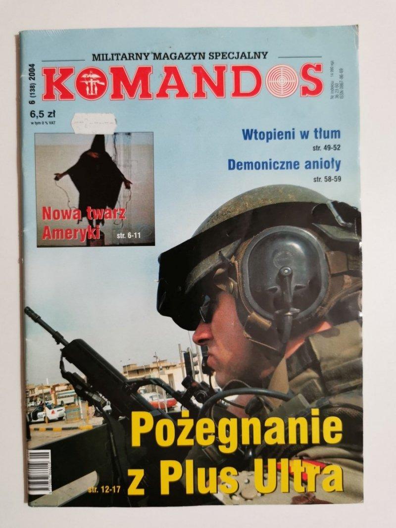 KOMANDOS NR 6 (138) 2004