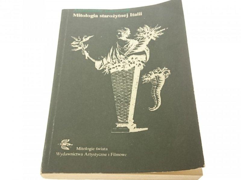 MITOLOGIA STAROŻYTNEJ ITALII - Krawczuk 1986
