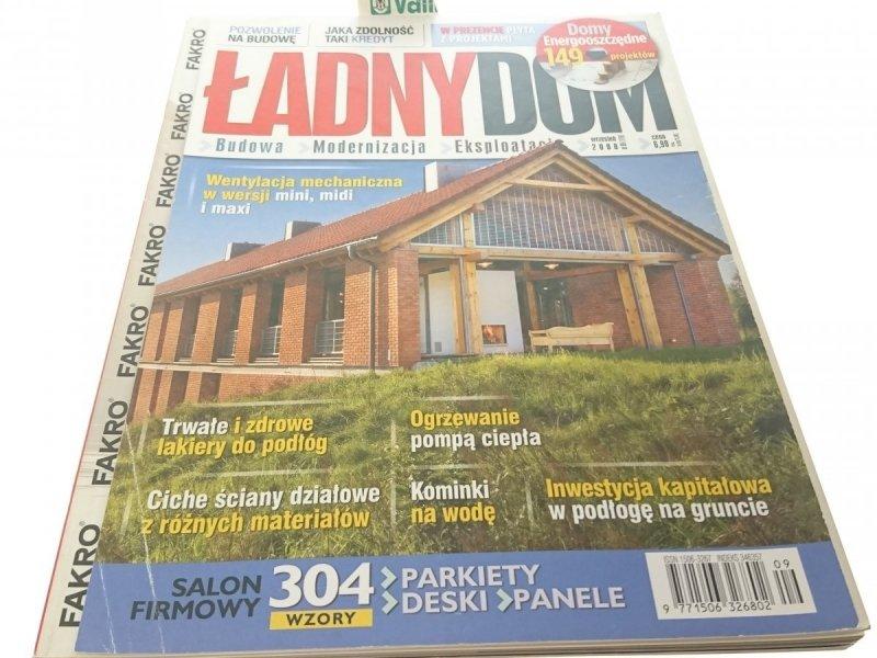 ŁADNY DOM - WRZESIEŃ 2008
