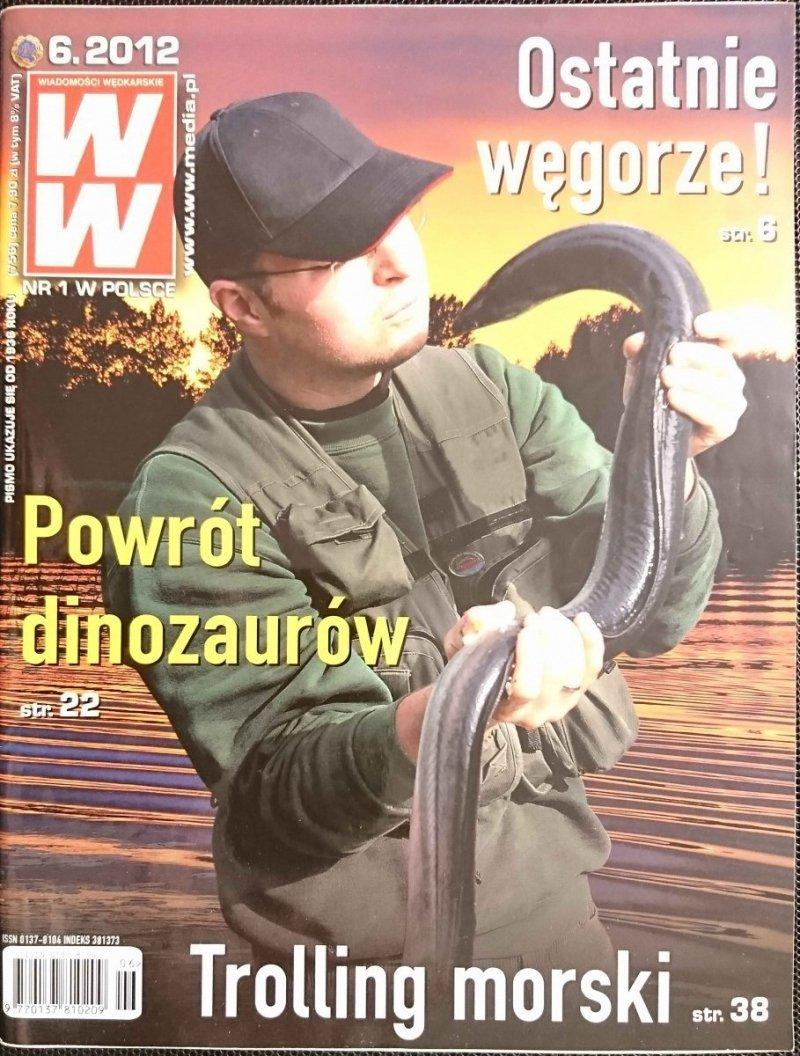 WIADOMOŚCI WĘDKARSKIE NR 6.2012