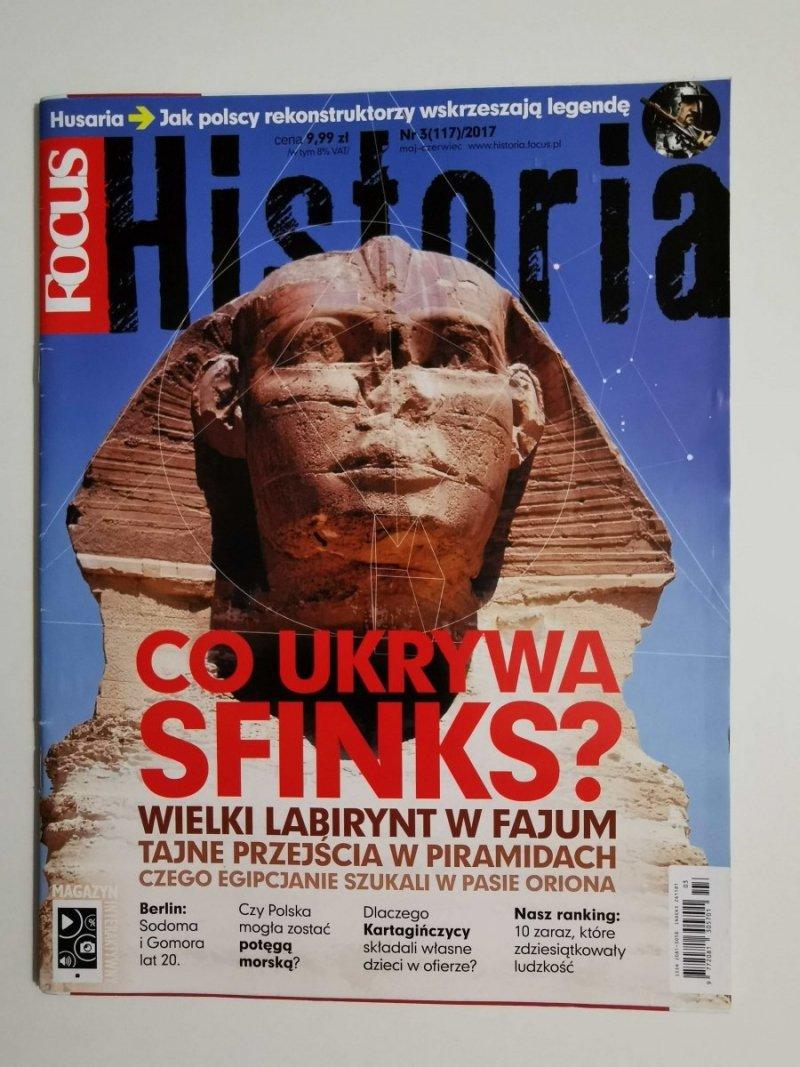 FOCUS HISTORIA NR 3 (117)/2017