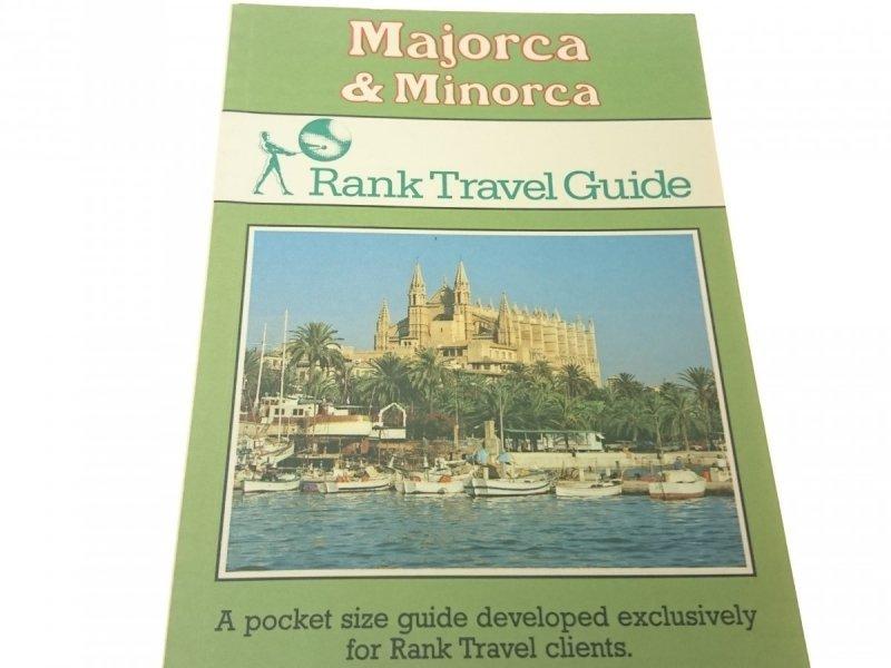 MAJORCA AND MINORCA. A RANK TRAVEL GUIDE