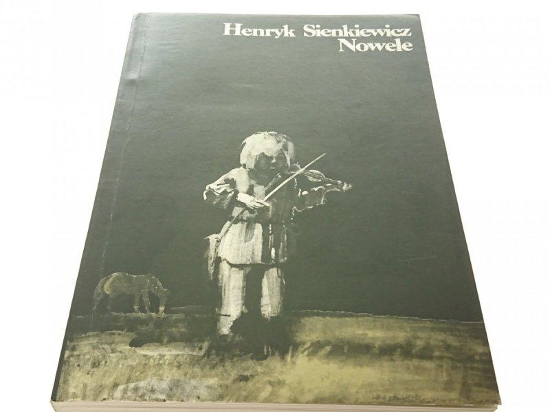 NOWELE TOM I - Henryk Sienkiewicz 1989