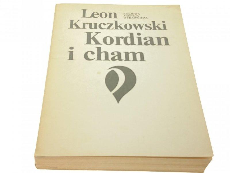 KORDIAN I CHAM - Leon Kruczkowski (1983)