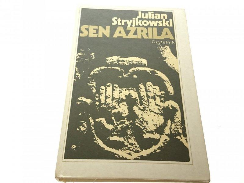 SEN AZRILA - Julian Stryjkowski 1981