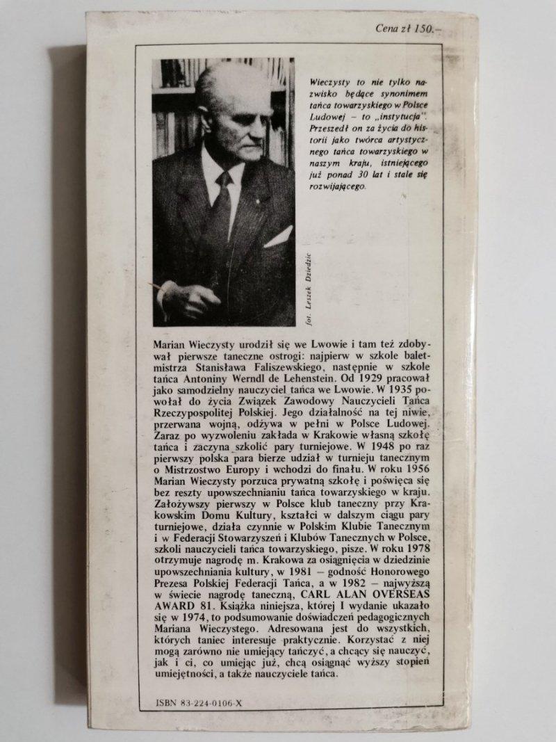 TAŃCZYĆ KAŻDE MOŻE - Marian Wieczysty 1981