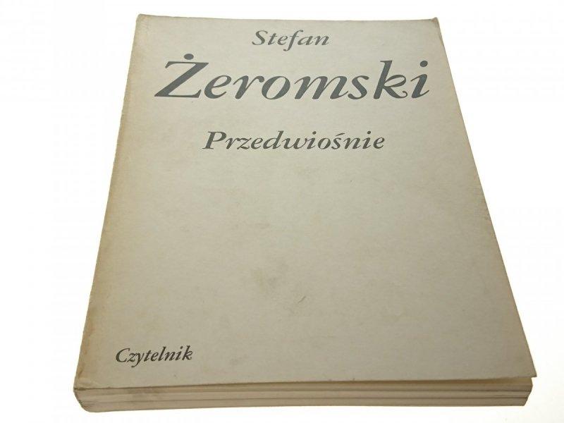 PRZEDWIOŚNIE - Stefan Żeromski (1985)