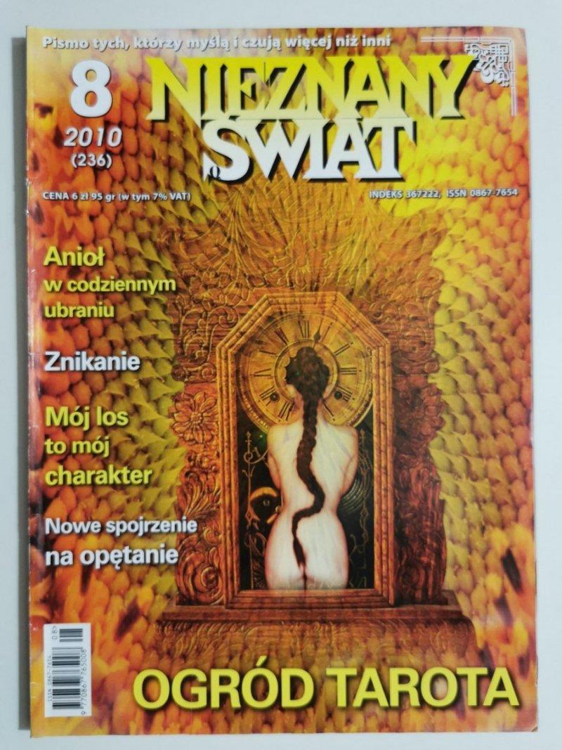 NIEZNANY ŚWIAT NR 8 2010 (236) OGRÓD TAROTA
