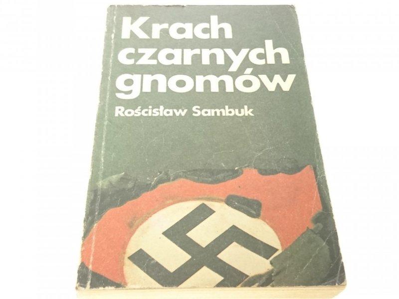 KRACH CZARNYCH GNOMÓW - Rościsław Sambuk