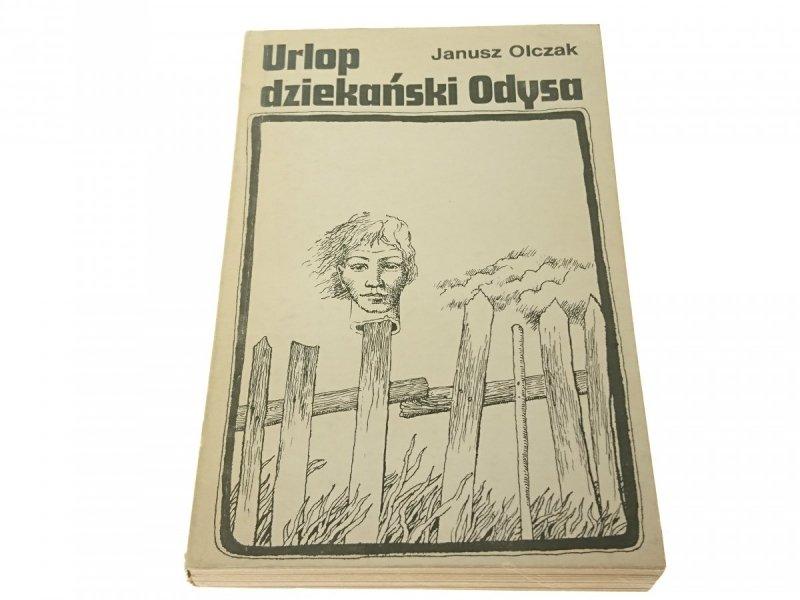 URLOP DZIEKAŃSKI - Janusz Olczak (1978)