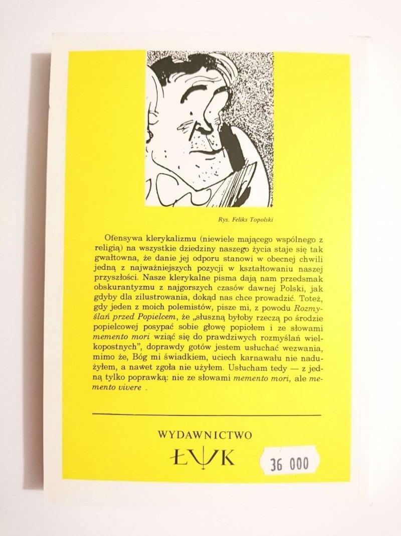 NASI OKUPANCI - Tadeusz Żeleński Boy 1992