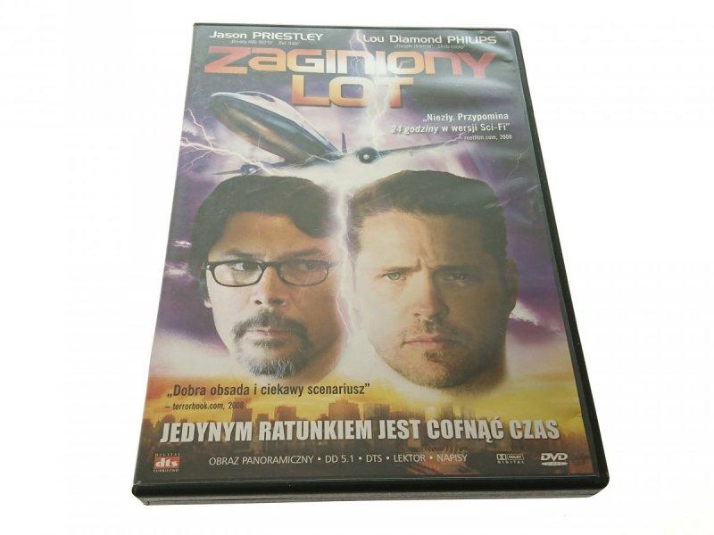 ZAGINIONY LOT. JEDYNYM RATUNKIEM JEST... DVD