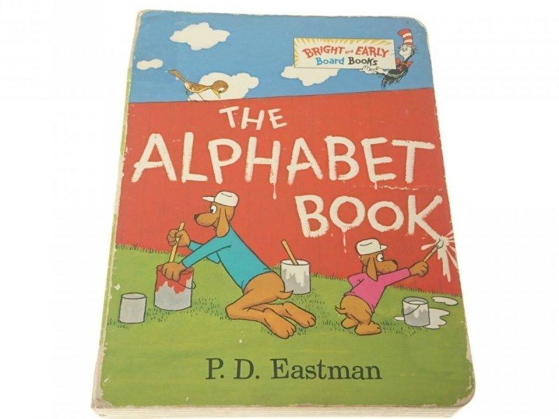 THE ALPHABET BOOK - P. D. Eastman 2000