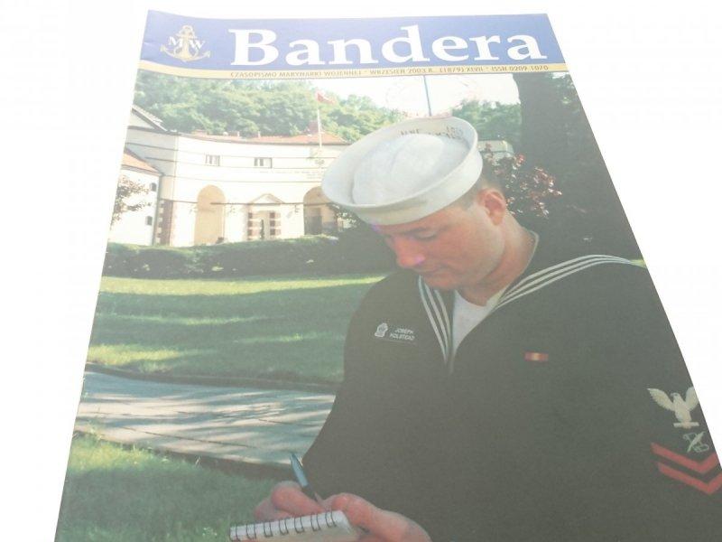 BANDERA. WRZESIEŃ 2003 R. (1879) XLVII