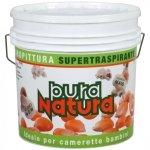 PURA NATURA - 10L (najwyższej jakości, ekologiczna, biała farba do wnętrz oparta wyłącznie na naturalnych składnikach)