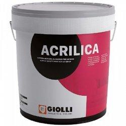 GIOLLIPLAST GUM - 14L (elastyczna farba wewnętrzno/ zewnętrzna do powierzchni na których występuje problem mikropęknięć)
